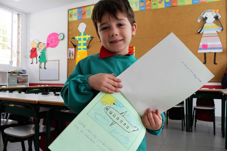 """Preparando El """"Cuento De Sant Jordi"""""""