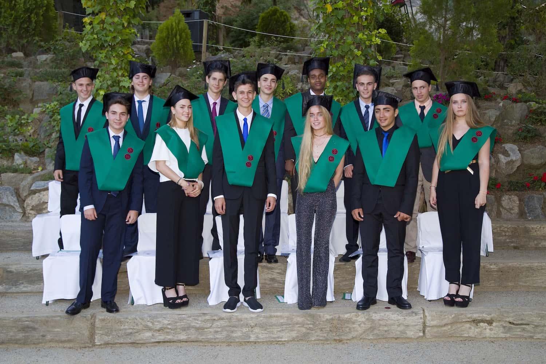Cerimònia De Graduació De La 38a Promoció