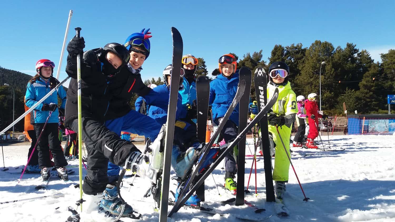 Setmana D'Esquí De Molt Nivell