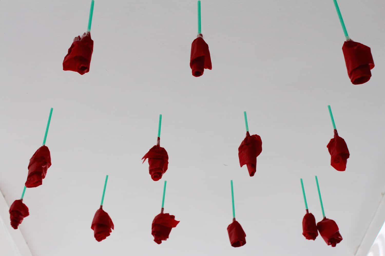 Nuestro Sant Jordi Particular Con Paradas De Libros Y Rosas