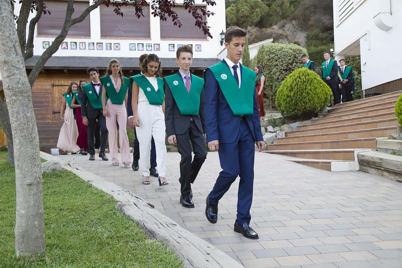 Graduació I Comiat Al Grup Ebro