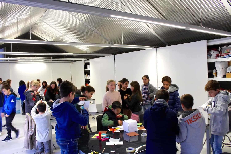 Visita Y Taller Artístico En La Fundació Miró