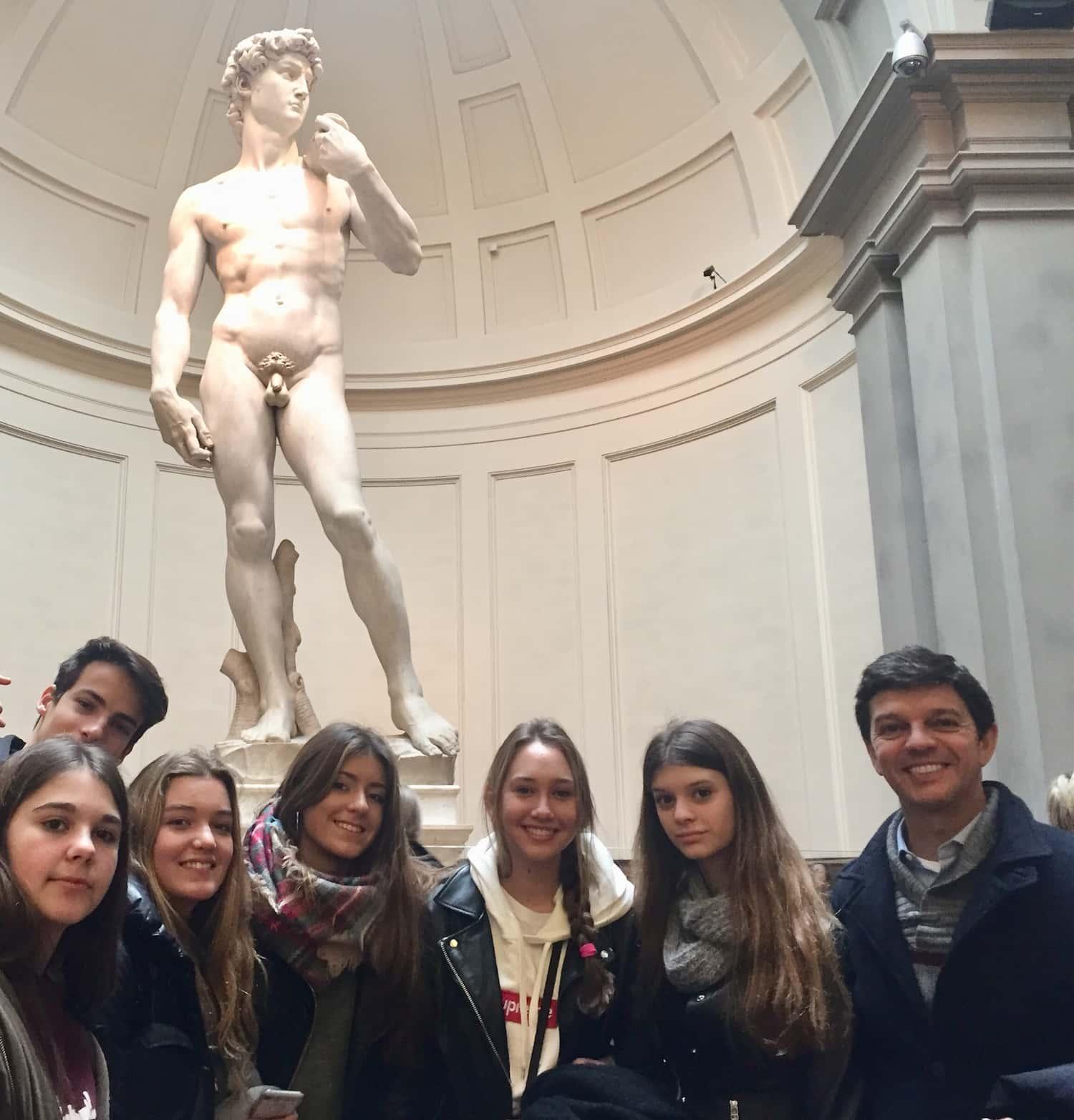 El Recorregut Artístic De 4t D'ESO Per Florència