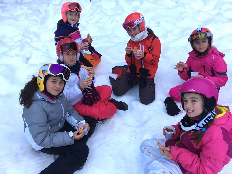 Esquí, Trineo, Gimkana, Juegos De Mesa… Y Partidazo!