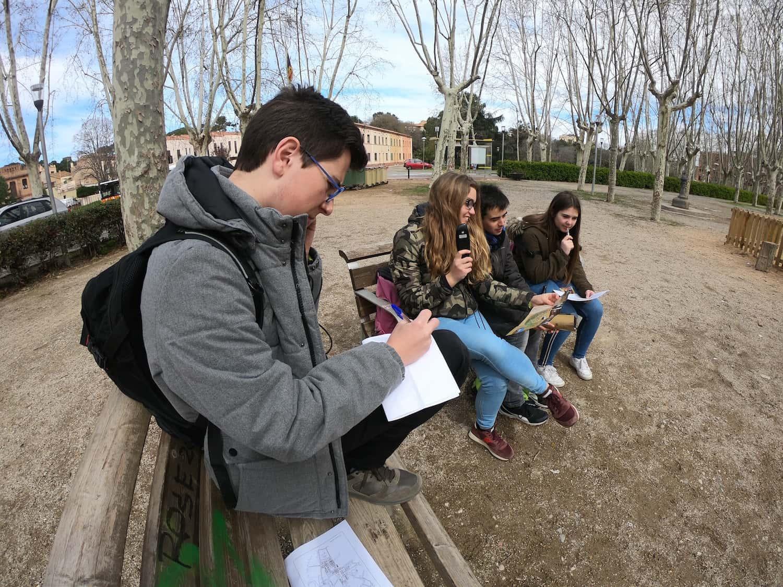 Visita Històrica, Artística Y Socio-cultural De 4º De ESO