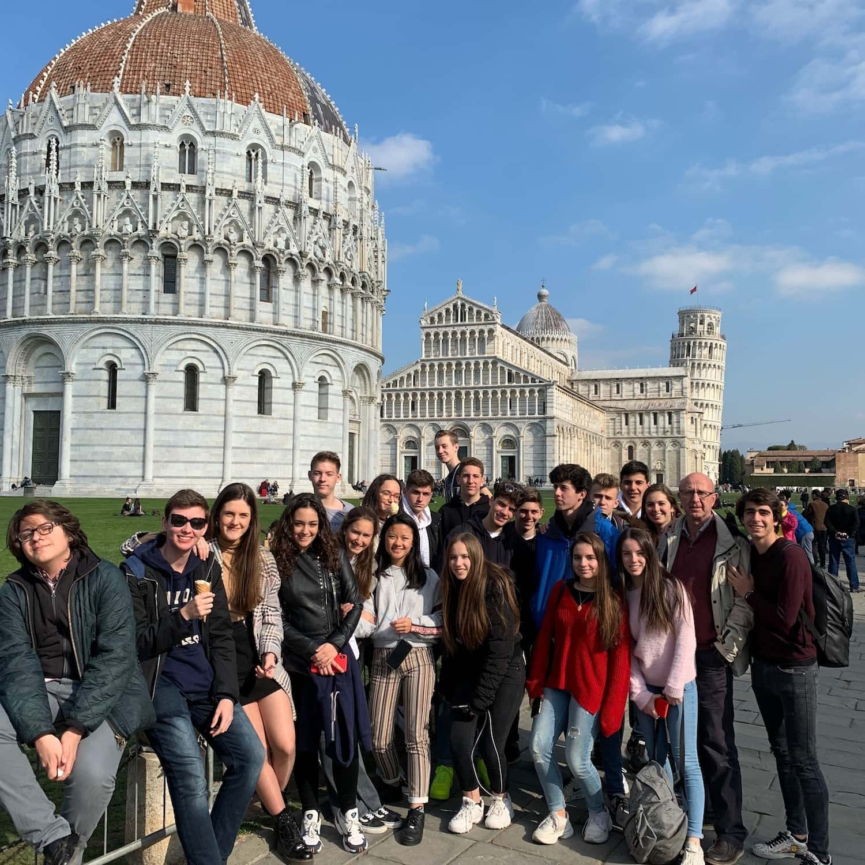 Cuaderno Del Viaje A Italia, De 4º De ESO