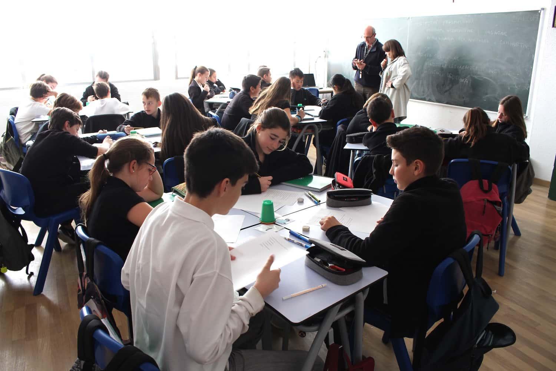 Co-teaching, En Catalán E Inglés, En 1º De ESO