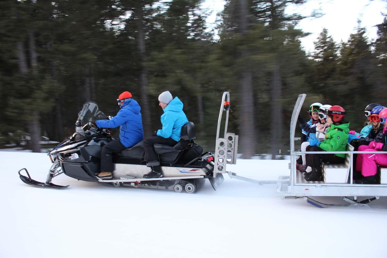Gran Estrena De L'esquiada 2019