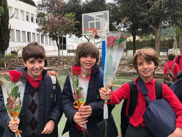 Celebrem El Nostre Sant Jordi Particular I Autèntic