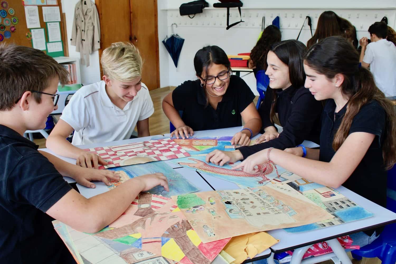 Participamos En El Proyecto Internacional De 'Creative Connections'