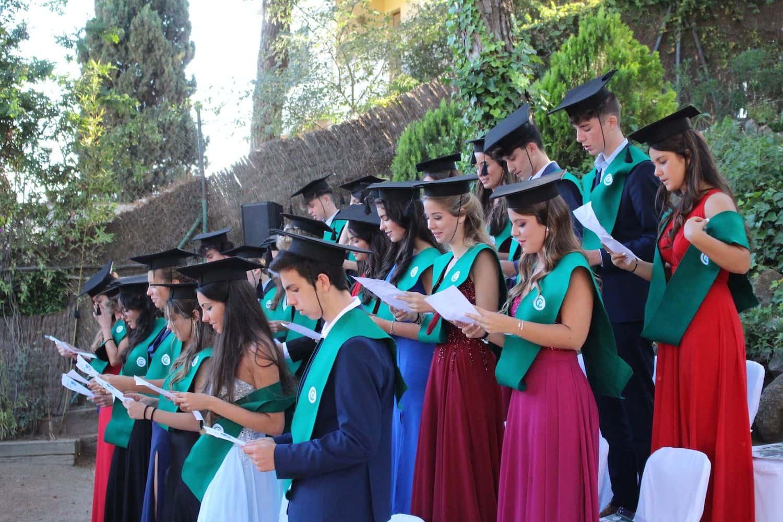 Graduació Del Grup Far I Comiat De L'escola